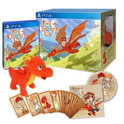 Little Dragons Café (Limited Edition) (Hra PS4)