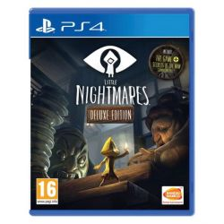 Little Nightmares (Deluxe Edition) (Hra PS4)