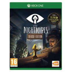 Little Nightmares (Deluxe Edition) (Hra XboxOne)