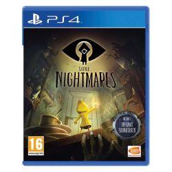 Little Nightmares (Hra PS4)