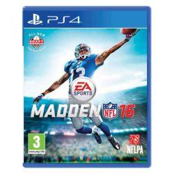 Madden NFL 16 (Hra PS4)