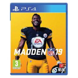 Madden NFL 19 (Hra PS4)