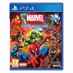 Marvel Pinball: Epic Collection Vol. 1 (Hra PS4)