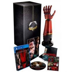 Metal Gear Solid 5: The Phantom Pain (Collector's Edition) (Hra PS4)