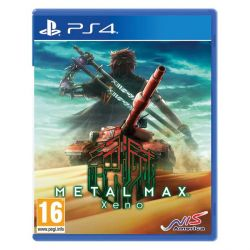 METAL MAX Xeno (Hra PS4)
