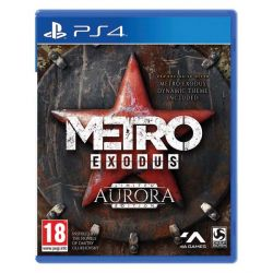 Metro Exodus CZ (Limited Aurora Edition) (Hra PS4)