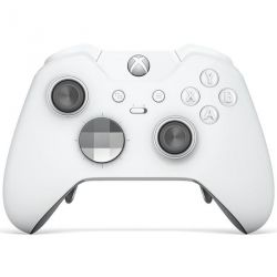 Microsoft Xbox Elite Wireless Controller, white (Príslušenstvo XboxOne)