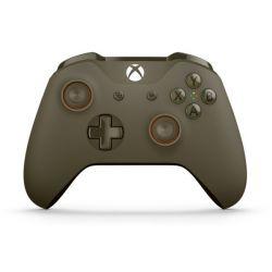 Microsoft Xbox One S Wireless Controller, green/orange (Príslušenstvo XboxOne)