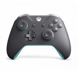 Microsoft Xbox One S Wireless Controller, grey/blue (Príslušenstvo XboxOne)