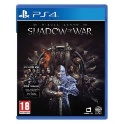 Middle-Earth: Shadow of War (Hra PS4)