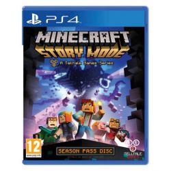 Minecraft: Story Mode (Hra PS4)