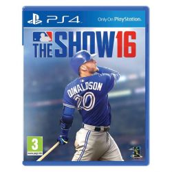 MLB 16: The Show (Hra PS4)