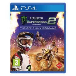 Monster Energy: Supercross 2 (Hra PS4)