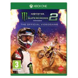 Monster Energy: Supercross 2 (Hra XboxOne)