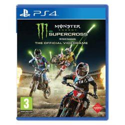 Monster Energy: Supercross (Hra PS4)