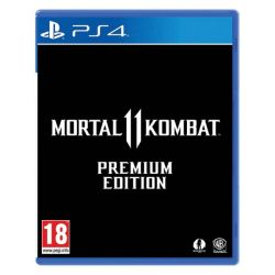 Mortal Kombat 11 (Premium Edition) (Hra PS4)