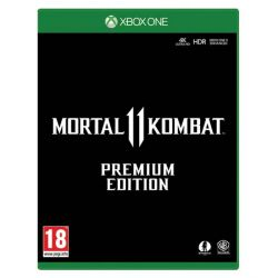 Mortal Kombat 11 (Premium Edition) (Hra XboxOne)