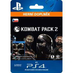 Mortal Kombat X (CZ Kombat Pack 2) (Hra PS4)