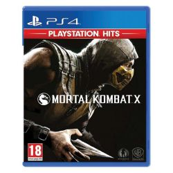 Mortal Kombat X (Hra PS4)