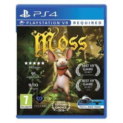 Moss (Hra PS4)