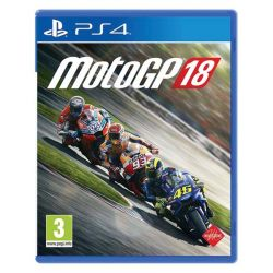 MotoGP 18 (Hra PS4)