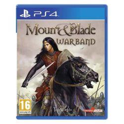 Mount  Blade: Warband (Hra PS4)