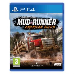 MudRunner: a Spintires Game (American Wilds Edition) (Hra PS4)