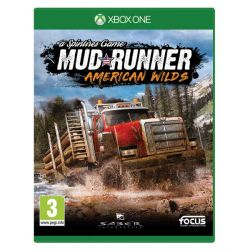 MudRunner: a Spintires Game (American Wilds Edition) (Hra XboxOne)