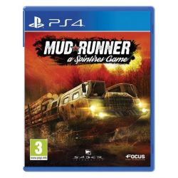 MudRunner: a Spintires Game (Hra PS4)