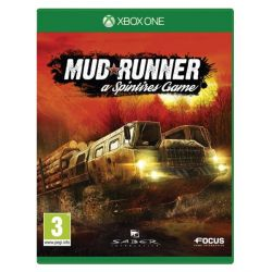 MudRunner: a Spintires Game (Hra XboxOne)
