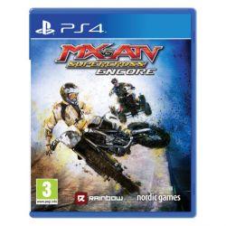 MX vs ATV Supercross: Encore (Hra PS4)