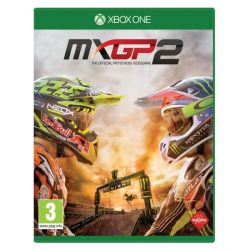 MXGP 2: The Official Motocross Videogame (Hra XboxOne)