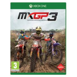 MXGP 3: The Official Motocross Videogame (Hra XboxOne)