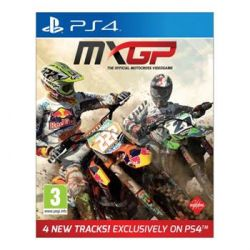 MXGP: The Official Motocross Videogame (Hra PS4)