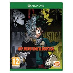 My Hero One's Justice (Hra XboxOne)