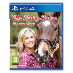 My Riding Stables - Life with Horses (Hra PS4)