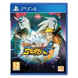 Naruto Shippuden: Ultimate Ninja Storm 4 (Hra PS4)