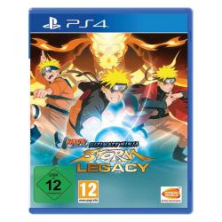 Naruto Shippuden: Ultimate Ninja Storm Legacy (Hra PS4)