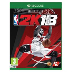 NBA 2K18 (Legend Edition) (Hra XboxOne)