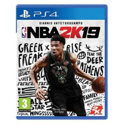 NBA 2K19 (Hra PS4)