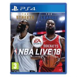 NBA Live 18 (Hra PS4)