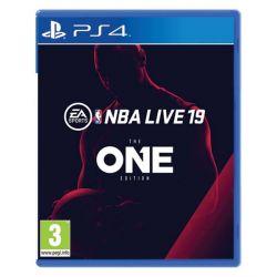 NBA Live 19 (Hra PS4)