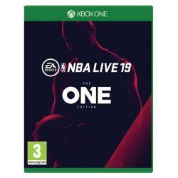 NBA Live 19 (Hra XboxOne)