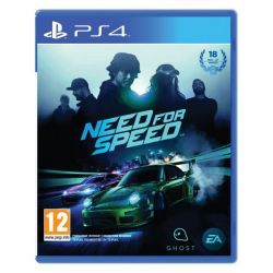 Need for Speed (Hra PS4)