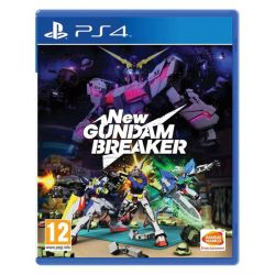 New Gundam Breaker (Hra PS4)