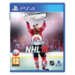 NHL 16 CZ (Hra PS4)