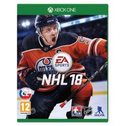 NHL 18 CZ (Hra XboxOne)