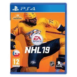 NHL 19 CZ (Hra PS4)