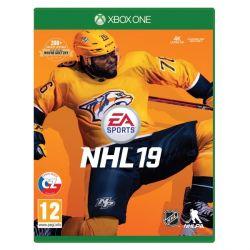 NHL 19 CZ (Hra XboxOne)