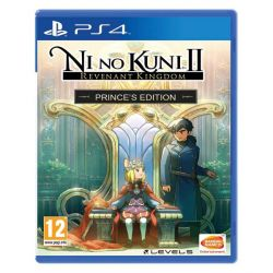 Ni No Kuni 2: Revenant Kingdom (Prince's Deluxe Edition) (Hra PS4)